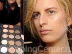 О модном макияже, натуральный беж
