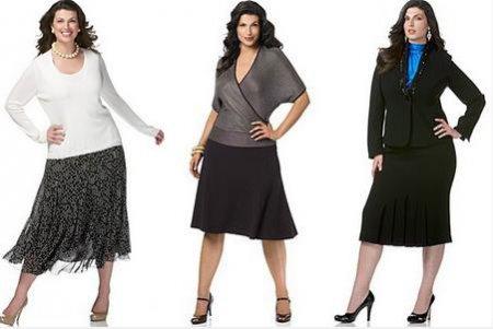О юбках от производителя