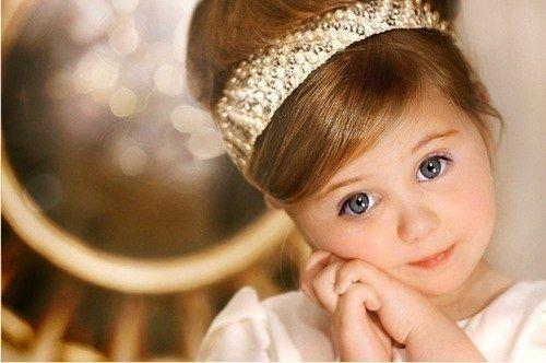 Воспитание девочки до пяти лет