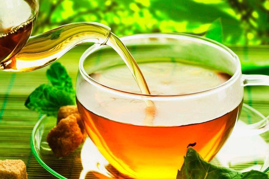 какой чай для похудения