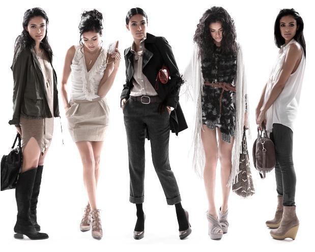 Городской стиль и его элементы в одежде