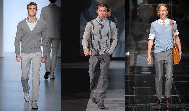 Офисный и классический стиль одежды для мужчин. Времена, когда мужчины надевали носки под пляжные шлепки, к