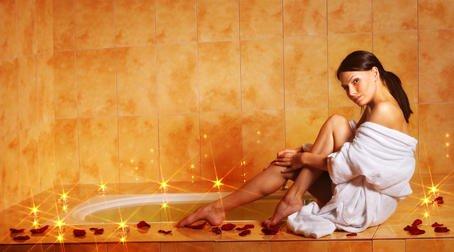 Как сделать расслабляющую ванну