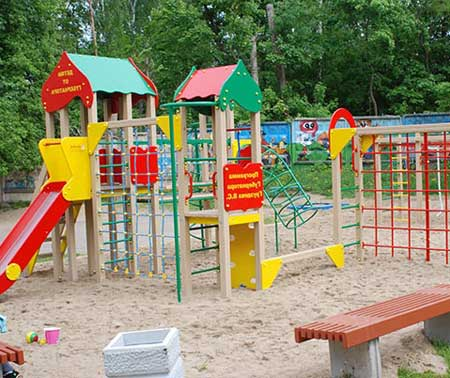 Cценарий праздника, посвященного открытию детской площадки