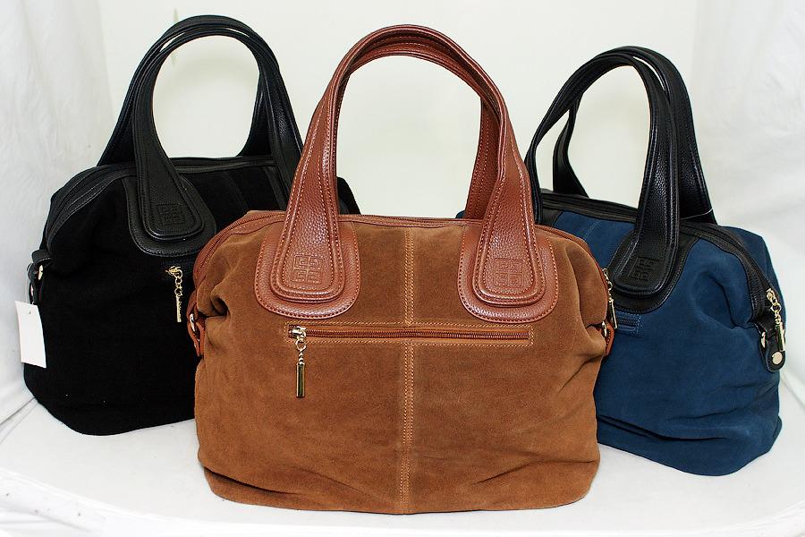d37397a22c93 Замшевые кожаные сумки. Не каждая женщина решается ...