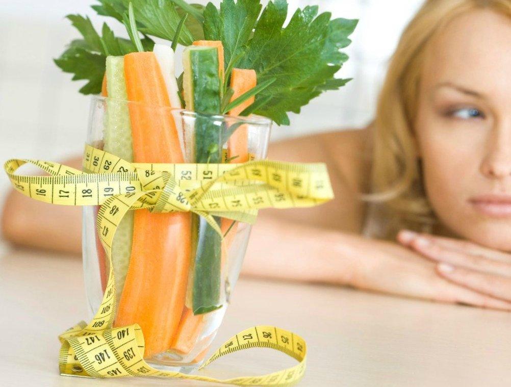 правильная диета для похудения на неделю