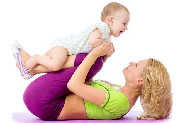 Возможно ли сбросить вес после родов?