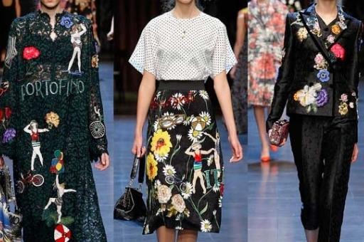 Лето 2019 – мода в стиле 90-х
