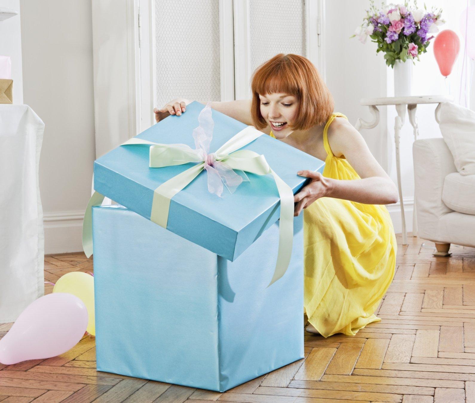 Как просить подарок у мужчины - Rakov