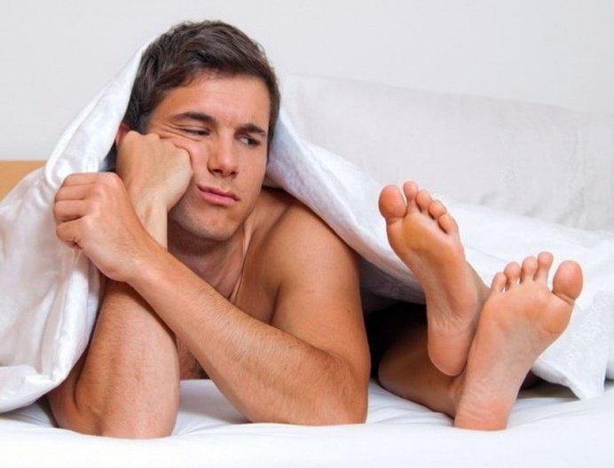 Вред и польза от сексуального воздержания для мужчин