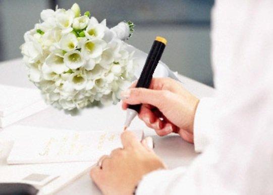 Пошаговая подготовка к свадьбе