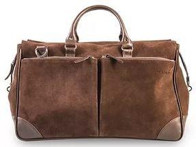 Как носить мужскую сумку