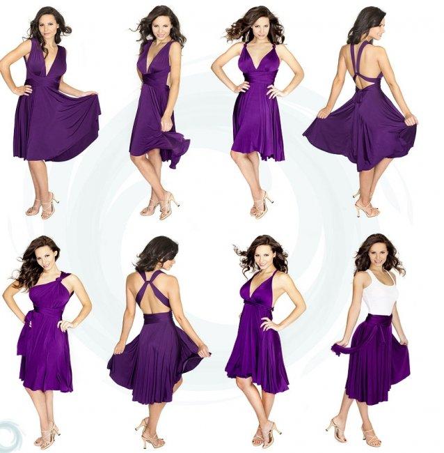 Что такое платье-трансформер?