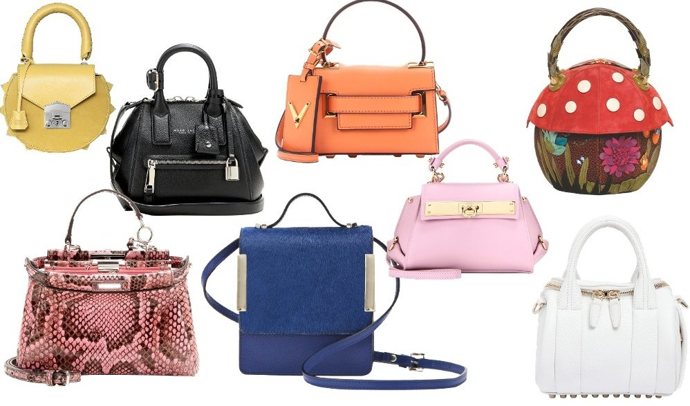 a122b475bf6b Виды женских сумок
