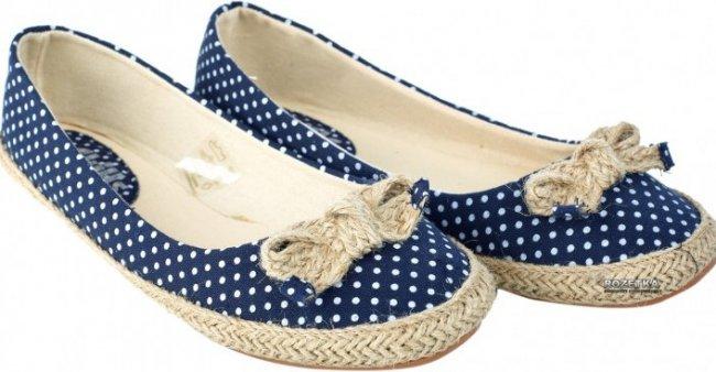 Балетки: обувь на каждый день