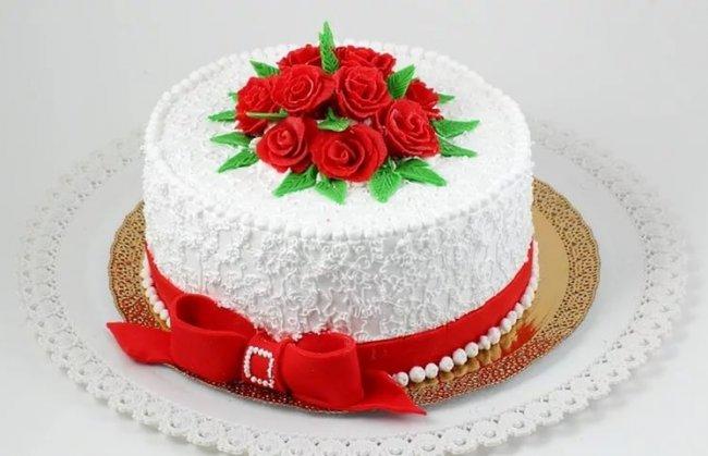 Торт на юбилей в подарок