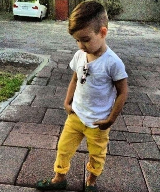 Одеваем мальчика модно