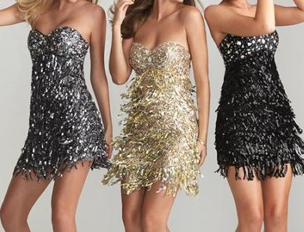 Вечеринка. Какое платье мне надеть?