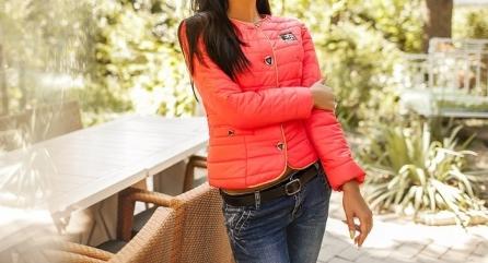 Осень на носу: выбираем лучшие женские куртки