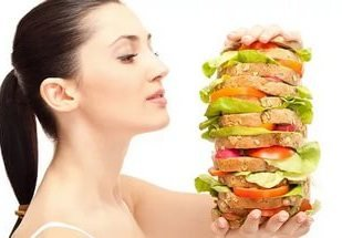 Как научиться съедать меньше?