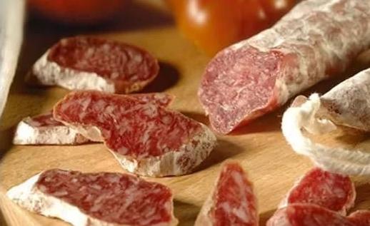 Мясные и колбасные изделия из Испании