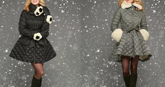 Самые модные куртки и пуховики зимы 2017-2018