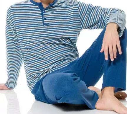 Как выбрать мужскую домашнюю одежду
