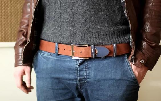 Как выбрать кожаный мужской ремень bb7e925d9b6d5
