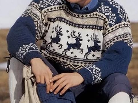 Вязаный свитер, как неотъемлемая составляющая мужского гардероба