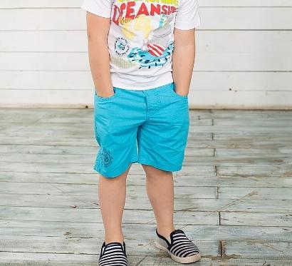 Детские шорты для мальчиков в интернет магазине