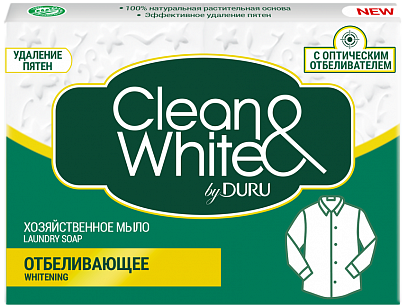 DURU Clean&White: лучшие способы борьбы с пятнами