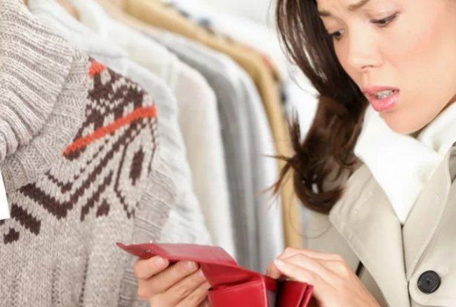 Как сэкономить женщине, при покупке новых вещей?