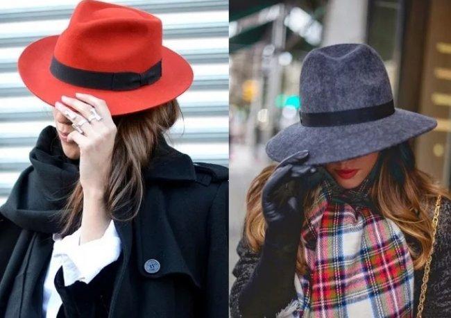 Как выбрать осеннюю шляпу