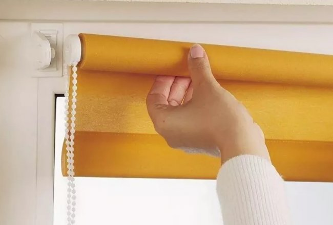 Преимущества рулонных штор и способы их установки