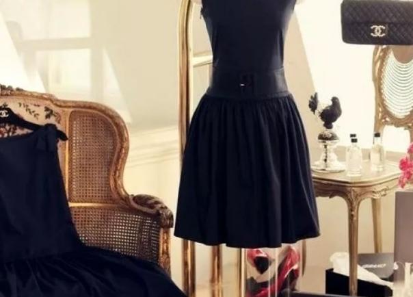 Элемент гардероба, перевернувший весь мир – маленькое черное платье