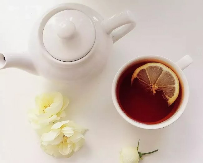 Чашка чая как небольшой таймаут