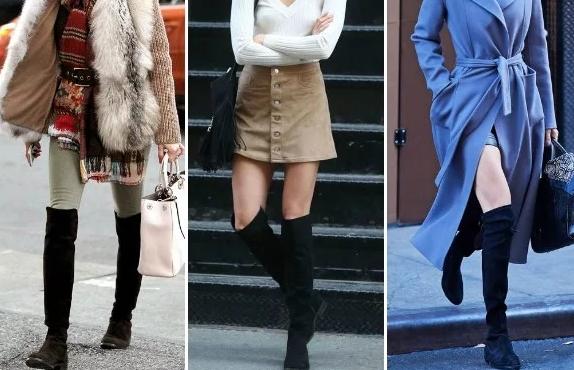 Как выбрать ботфорты: главное – чувство стиля!