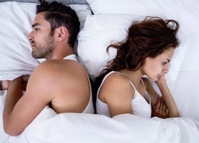 Почему становится мало секса?