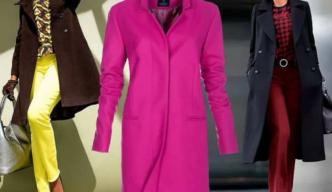 Правильный выбор верхней женской одежды