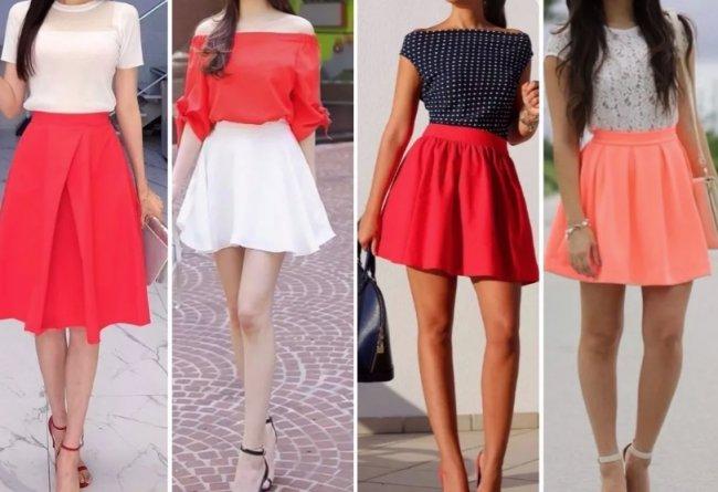 Модные юбки на лето - какую выбрать?
