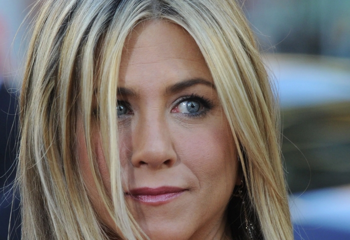 Actress Jennifer Aniston 1
