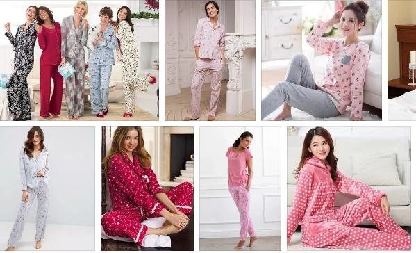 Как выбрать пижамы