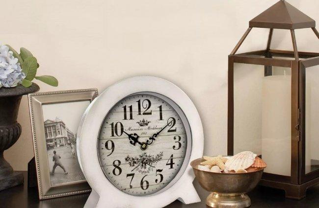 Почему дизайнерские настольные часы — прекрасный аксессуар