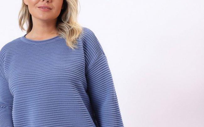 Трикотаж - лучший материал для домашней одежды