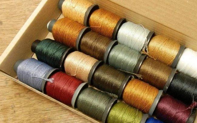 Как выбрать прочные нитки?