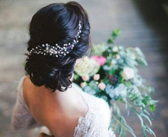 Фасоны необычных свадебных платьев