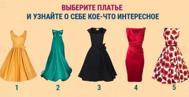 Как выбрать платья для того или иного события